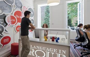 Language in London 394